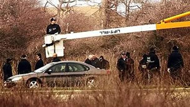 В целом полиция нашла 10 трупов