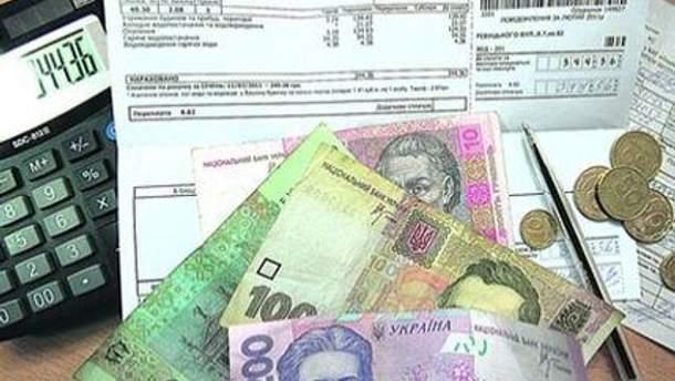 Средний размер субсидии в октябре составил 176,3 гривны