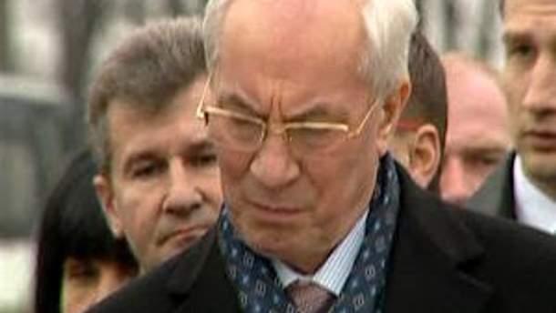 Львівський губернатор підтвердив візит Азарова