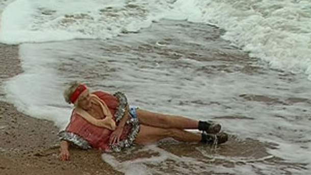 У Криму моржі збираються вже 26 років поспіль