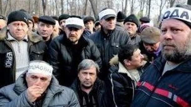 Чорнобильці написали лист Президенту