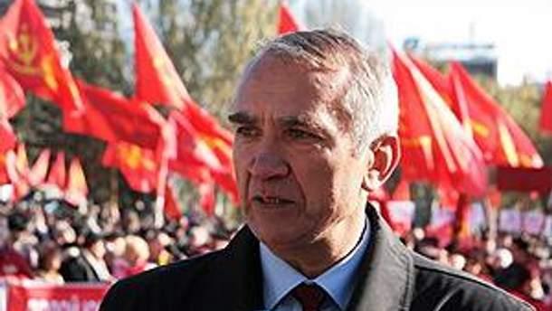 Перший секретар Запорізького обкому КПУ Олексій Бабурін