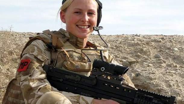 Женщины составляют 9% военных Королевского военного флота Великобритании