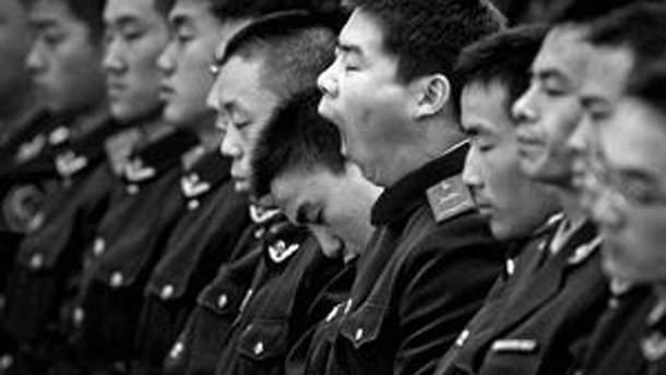 Китайську владу турбує зниження продуктивності роботи