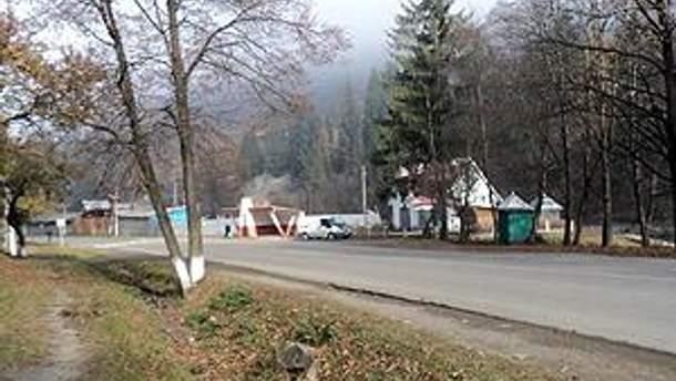 В селе Киселицы