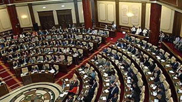 У сенаті прийняли новий закон