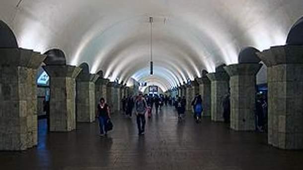 """Станція """"Майдан Незалежності"""""""