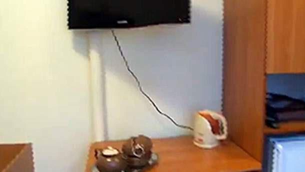 """Фотография """"камеры Тимошенко"""" в Лукьяновском СИЗО"""