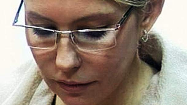 Тимошенко не хочет проходить обследование