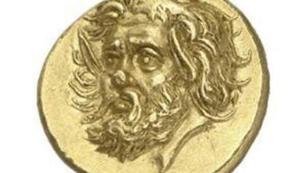 Проданная монета