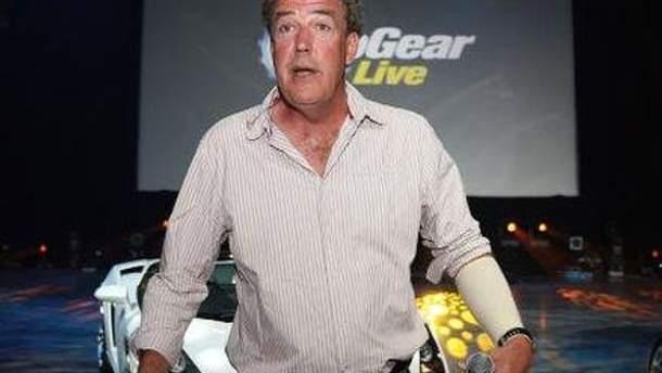 Ведучий Top Gear Джеремі Кларксон
