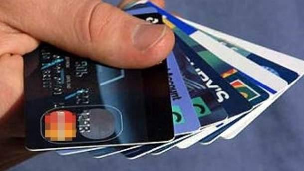 Європейські банкомати не прийматимуть магнітних карток