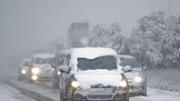 Метеорологи радять залишатись удома
