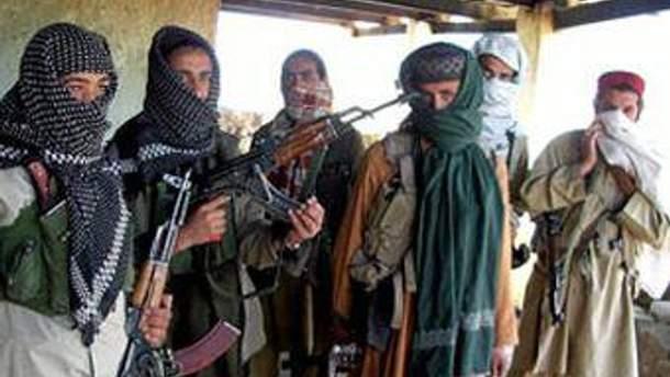 Ответственность за убийство на себя взяли талибы