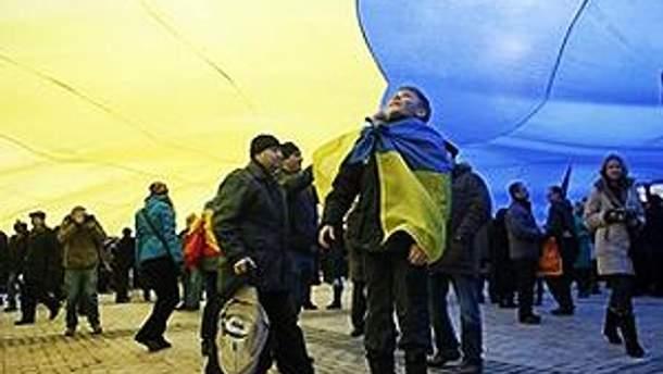 Молодые украинцы не уверены в будущем