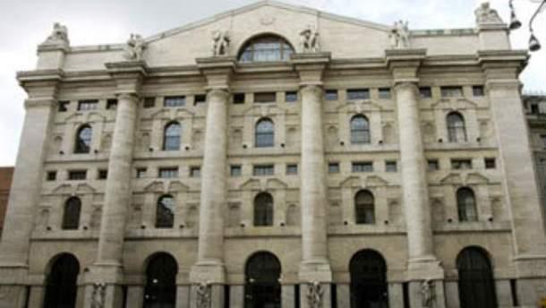 Міланська фондова біржа