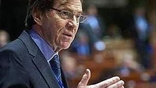 Президент ПАРЄ Франсуа-Клод Міньон