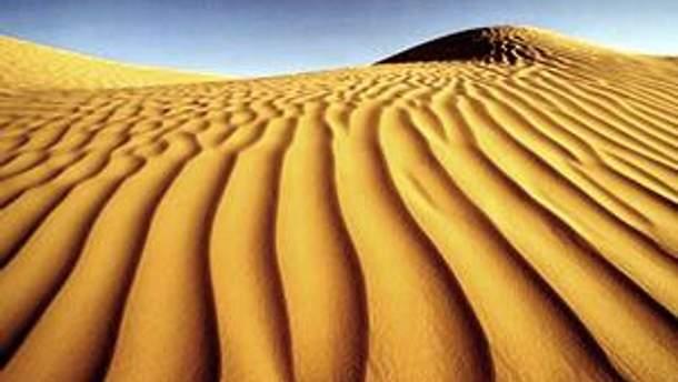 Сонячна радіація в Сахарі втричі сильніша, ніж в Європі