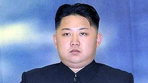 Лидер КНДР Ким Чен Ин