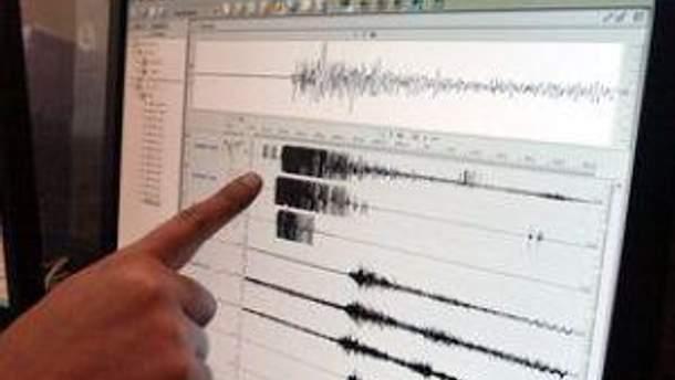 Землетрясение имело силу 6,3 балла