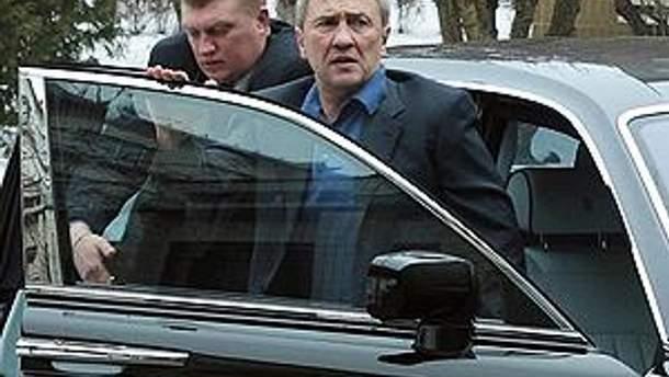 Мэр Киева Леонид Черновецкий