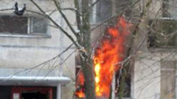 Пожежі виникли у 7 будинках
