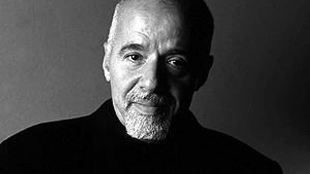 Письменник Пауло Коельо