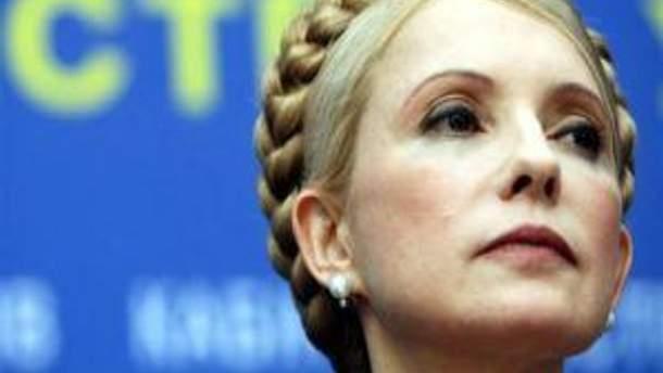 Евгения Тимошенко выступала на слушаниях подкомитета