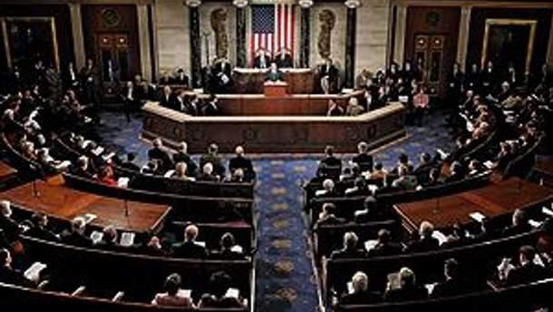 Конгресс занялся резолюцией по Украине