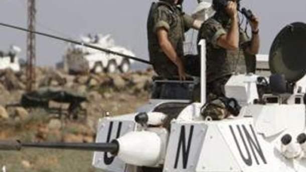 Сирія не потребує миротворців