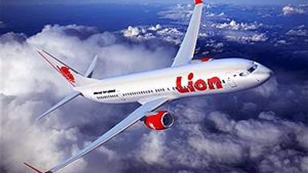 Lion Air замовила літаків на 22,4 млрд дол.