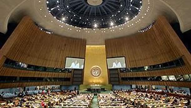 ООН хочет завершить кризис в Сирии