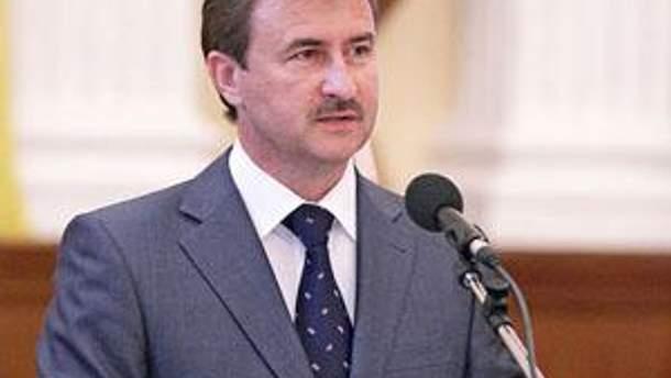 Голова КМДА Олександр Попов поспілкувався з президентом