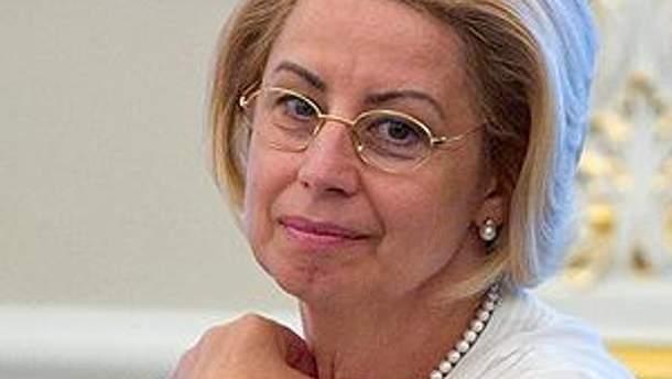 Радник Президента Ганна Герман