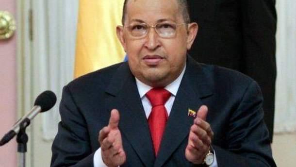 Уго Чавеса чекає ще одна операція з видалення пухлини