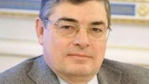 Права рука глави СБУ Петро Шатковський