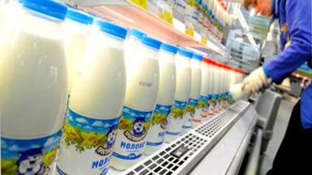 З 1 березня в Україну не ввозять молоко з Білорусі