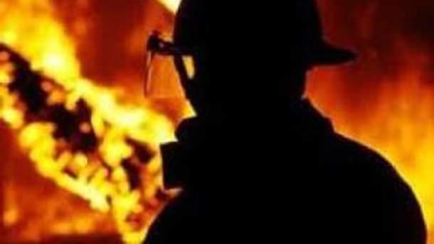 Пожежу ліквідували через 38 хвилин