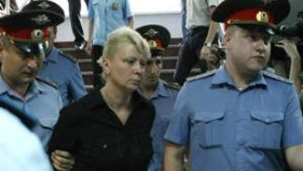 Арест Светланы Инякинои продолжили до 10 мая