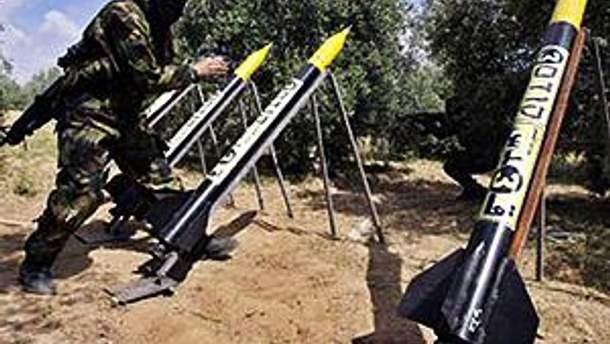 Палестинці відновили активність