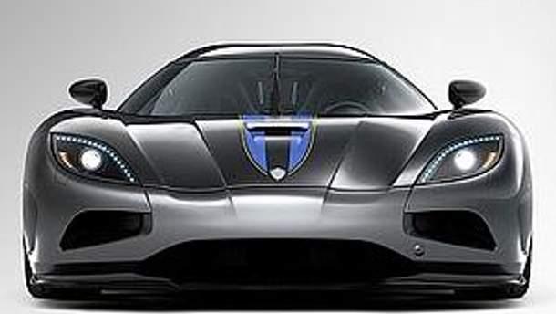 Koenigsegg в Женеве покажет гиперкар Agera — R (ФОТО)