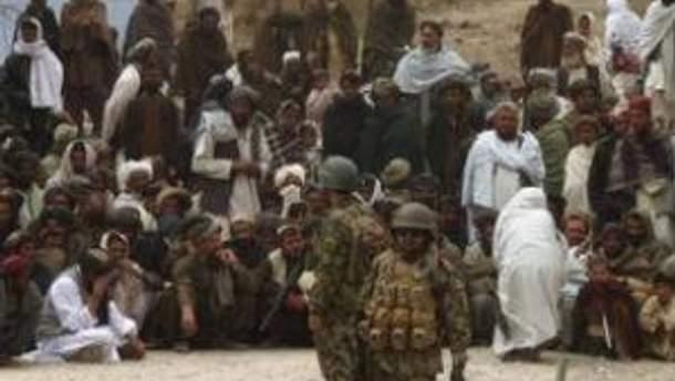 За повідомленнями Reuters, американський солдат убив від 15 до 17 афганців