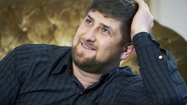 Президент Чечні Рамзан Кадиров