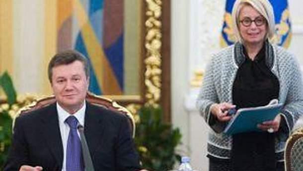 Анна Герман остается в советниках Президента