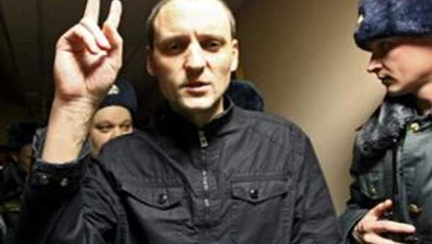 Свою вину Удальцов не признал