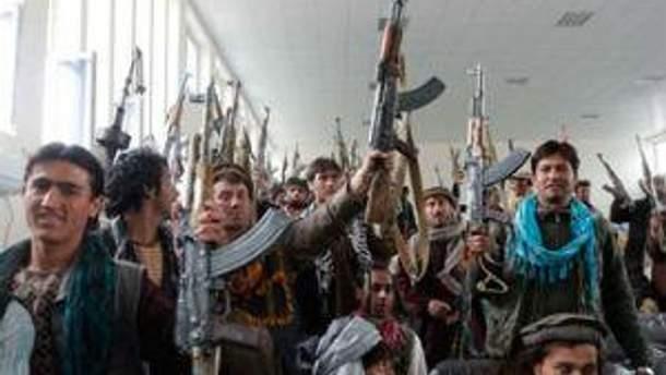 """Представители движения """"Талибан"""""""