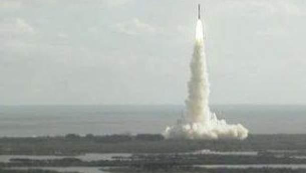 Космічні запуски та балістичні ракети використовують схожі технології