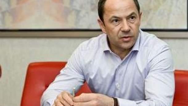 Сергій Тігіпко став членом Партії регіонів