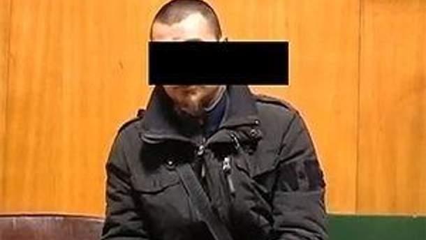 На відео підозрюваний розповів обставини злочину