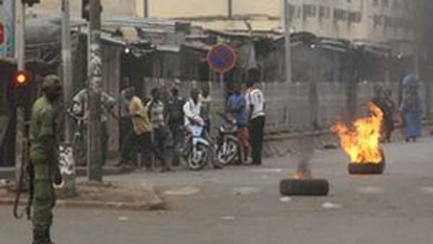 Улицы в Бамако